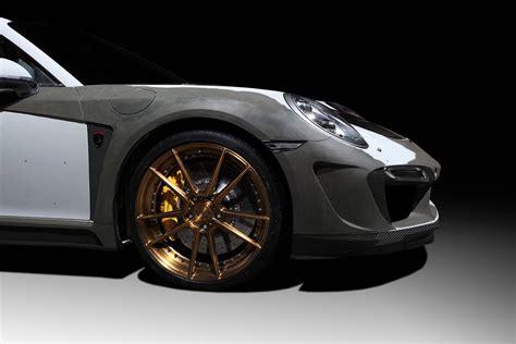 new porsche 911 turbo new porsche 911 turbo singer gtr tuning project announced