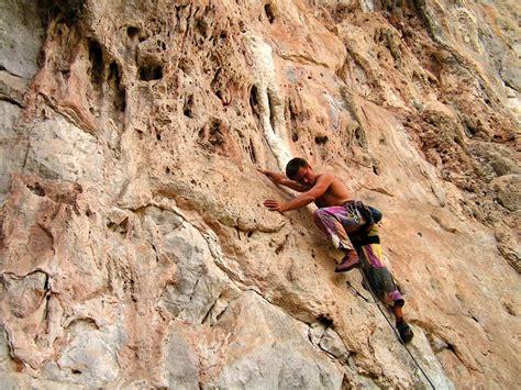 Laos Climbing Van Vieng