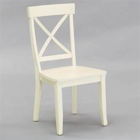 home styles furniturewood dining side chair antique white