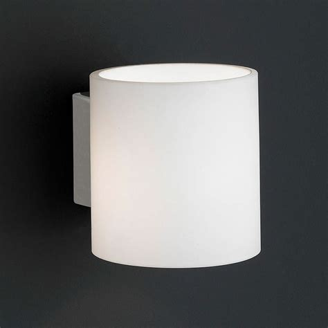 Trend Led by Licht Trend Led Wandle 187 8 X 10 Cm 3w Opal Weiss