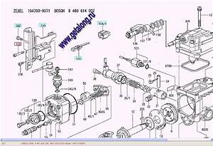 104700-9071  9460614002 Fuel Injection Pump Zexel