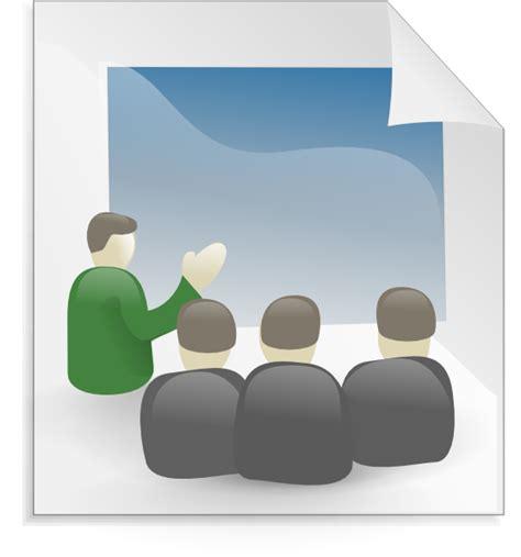 Presentation Clip Art At Clkercom  Vector Clip Art