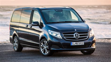 Review Mercedes V Class by Mercedes V Class V 250 D Review Driving Report 2017