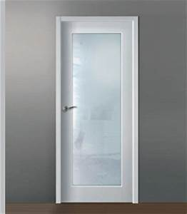 porte d39interieur pleine ou vitree standard ou sur mesure With porte de garage et porte vitrée intérieure sur mesure