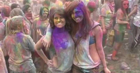 Holi-festival Of Colors Utah Official Video