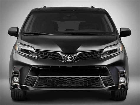 2019 Toyota Sienna Hybrid Review Hybridcarsnet