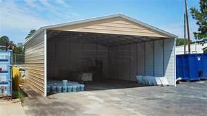 30x36 Commercial Carport