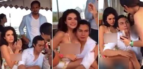 Giliran Video Hot Nikita Mirzani Dan Baim Wong Beredar