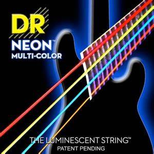 DR Strings K3 coated Black Beauty Red Devils Dragon
