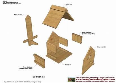 Bird Plans Woodworking Wood Feeder Birds Hotel