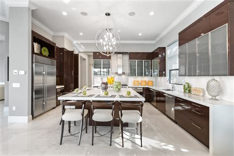 modern kitchen room design 39 modern kitchen design ideas 2018 photos carefully 7733