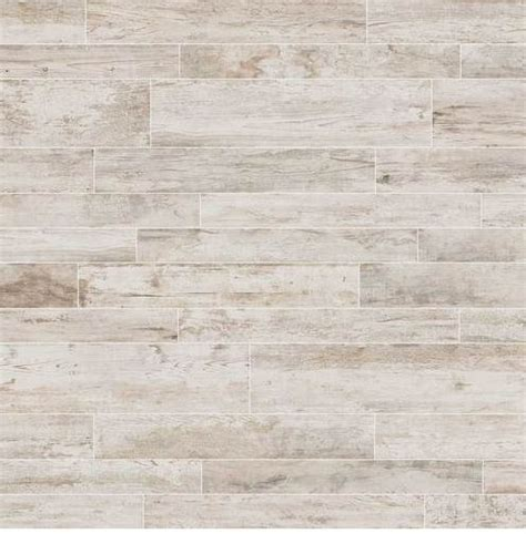 "Daltile Season Wood Snow Pine 24"" x 48"" Tile Flooring"