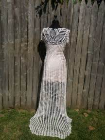 custom made wedding dresses lace crochet handmade wedding dress with slight made to order wedding trains and handmade