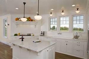 Country White Kitchen traditional kitchen other metro 1493