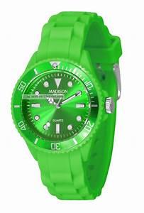 Uhren Trend Damen : madison york candy time mini silikon damen kinder uhr trend uhren armbanduhr ~ Frokenaadalensverden.com Haus und Dekorationen
