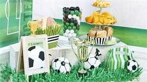 Kindergeburtstag Fußball Spiele : kindergeburtstag unter dem motto fu ball ~ Eleganceandgraceweddings.com Haus und Dekorationen