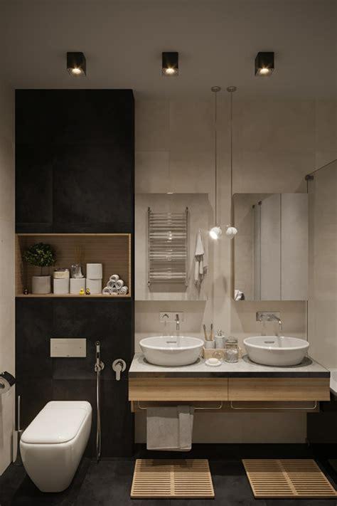 lade da bagno a parete 1001 idee per bagni moderni questione di comodit 224