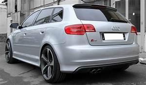 Audi A3 5 Portes : audi a3 8p 5 portes sportback rajout de pare choc jupe ~ Melissatoandfro.com Idées de Décoration