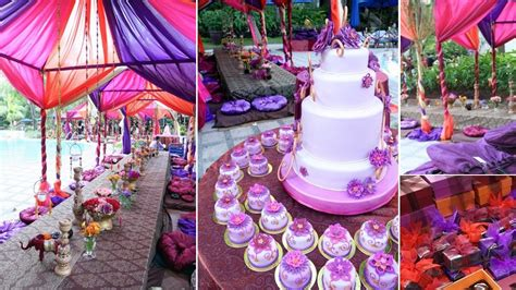 decoration mariage indien