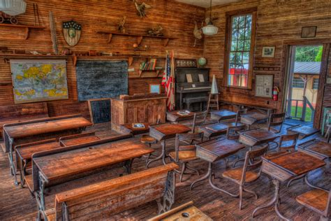 schoolroom matthew paulson photography
