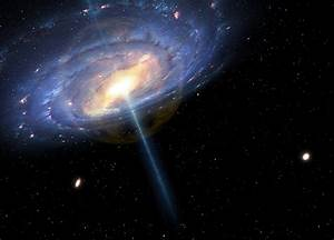Ancient Activity at the Center of the Milky Way - SpaceRef