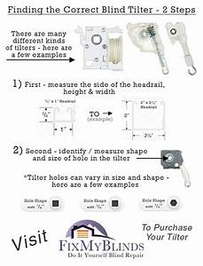 19 Best Images About Blind Repair Instructions On