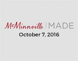 McMinnville | MADE Day Celebration- October 7, 2016!