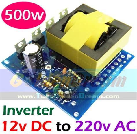 jual beli promo inverter 500w dc 12v to ac 220v energy