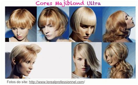 Loreal Majiblond Ultra Hi.lift Hair Color