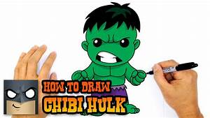 How to Draw Hulk | The Avengers - YouTube