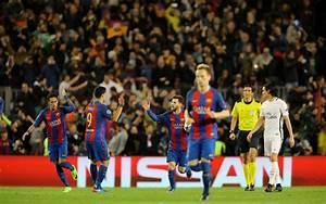 La Fourchette Barcelone : ligue des champions bar a psg 6 1 revivez le cauchemar parisien le parisien ~ Medecine-chirurgie-esthetiques.com Avis de Voitures