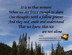 Inspirational Quotes during Grief