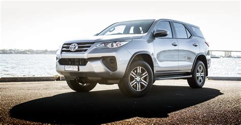 Toyota Venturer Picture by 2018 Toyota Fortuner Gx Review Caradvice