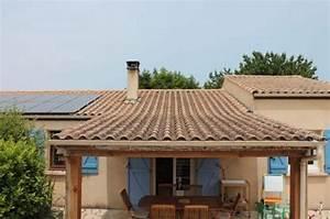Réalisation d'avancé de toiture à Enghien les Bains pour couverture de terrasse Steven Beautour