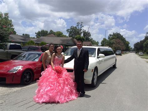 Quinceanera Limos by Quinceanera Limo Service Limo Service Houston Limousine