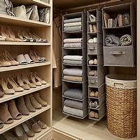 shoe organizers for closets Shoe Storage, Shoe Organizers & Shoe Storage Ideas | The Container Store