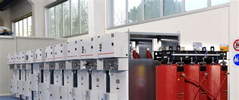 cabine di trasformazione cabine di trasformazione rgm elettrotecnica industriale