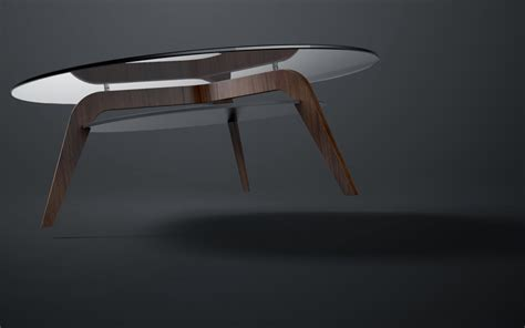 FLYING GLASS Coffee table design Sacha Lakic for Roche Bobois autumn   winter collection 2014