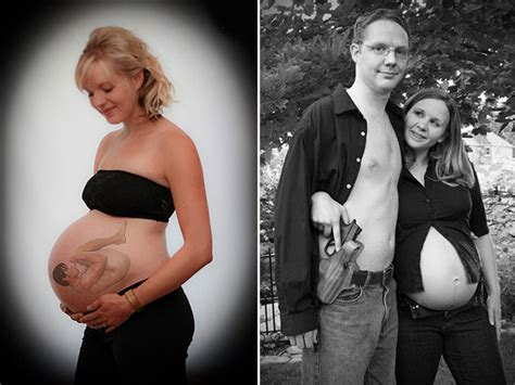 awkward pregnancy pictures