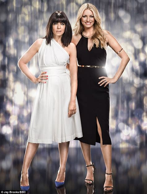 Tess Daly and Claudia Winkleman look airbrushed in ...