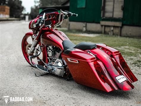 Bad Dad Custom Bagger Parts For Your Baggers