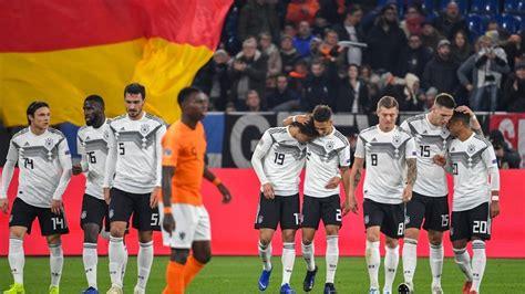6,450,303 likes · 179,937 talking about this. Das DFB-Team hat sich von der niederländischen Elf mit 2:2 ...