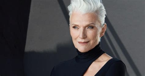 Maye Musk — yes, Elon's mom — becomes CoverGirl at age 69