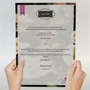 Cadeau Pour Personne Agée : carte cadeau de chef domicile pour 4 personnes ~ Melissatoandfro.com Idées de Décoration
