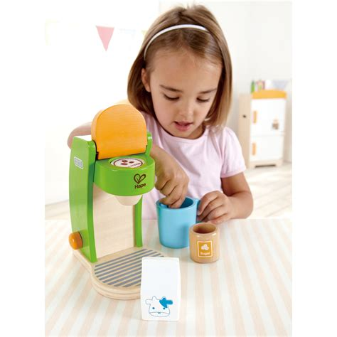 play kitchen accessories hape coffee maker play kitchen accessories at hayneedle 4942