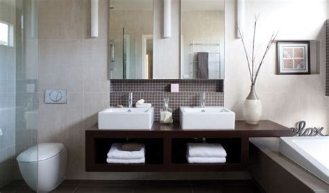 Competition Winners Style Bathroom In Hawthorn East