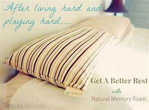 great rest with natural memory foam by essentia o just add With essentia pillow