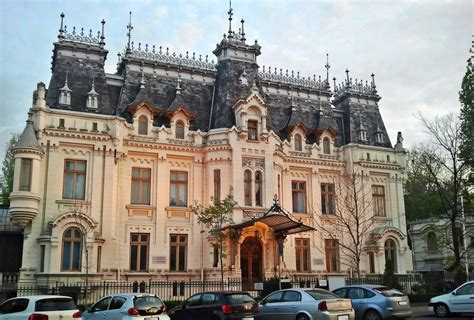 Bucharest Architecture Or Architectural Bucharest With