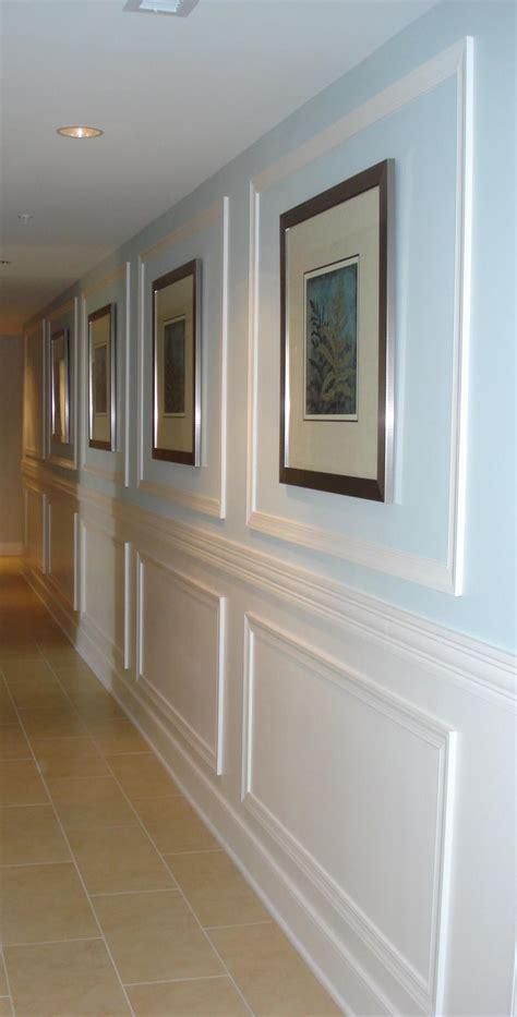 Chair Rail Hallway  Free Hd Wallpapers