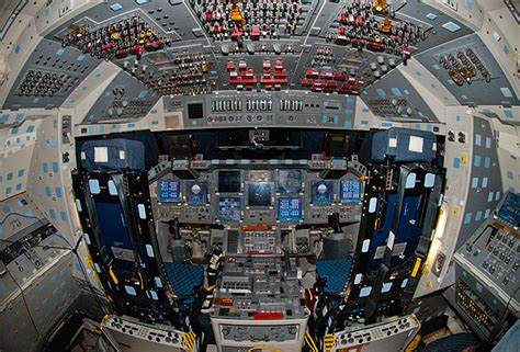 Flight Deck Plaza Sc by Spaceflight Now Sts 133 Photo Gallery Aboard